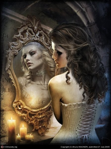 ложь зеркал.