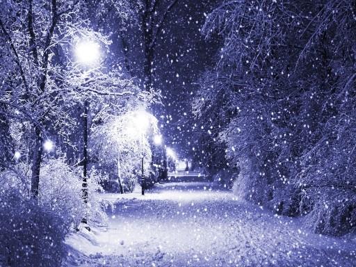 Снежный вальс