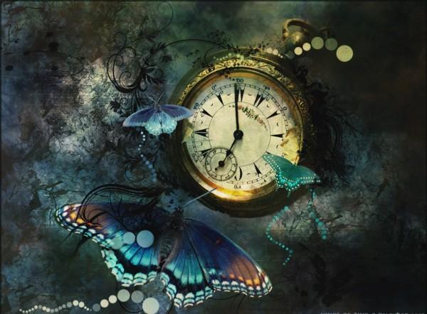 летит время...